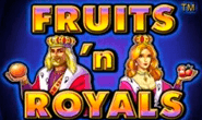 Fruits and Royals бесплатно