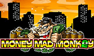 Слоты Money Mad Monkey онлайн