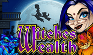 Слоты Witches Wealth бесплатно